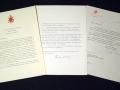 Lettera di Paolo VI indirizzata ad Albino Luciani per il quarto centenario della morte del pittore Tiziano Vecellio