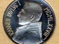 Medaglia di Giovanni Paolo I