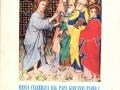 Libretto per l'inizio pontificato
