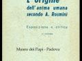 Tesi di Albino Luciani su A. Rosimini