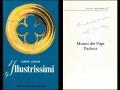 Illustrissimi, I edizione con dedica autografa.