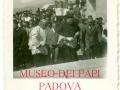 Il Patriarca di Venezia sale sul Monte Grappa nel 1955