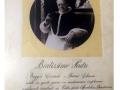 Autografo di Pio XI
