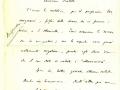 Lettera al fratello, 1918