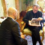 09.06.2014 - Incontro con il Segretario di Stato Card. Pietro Parolin